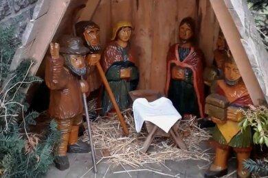 Da war die Heilige Familie noch vereint.