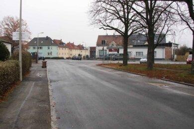 Die Arbeiten im Reuterweg zwischen Planitzer Straße und Am Fuchsgraben in Zwickau sind abgeschlossen.