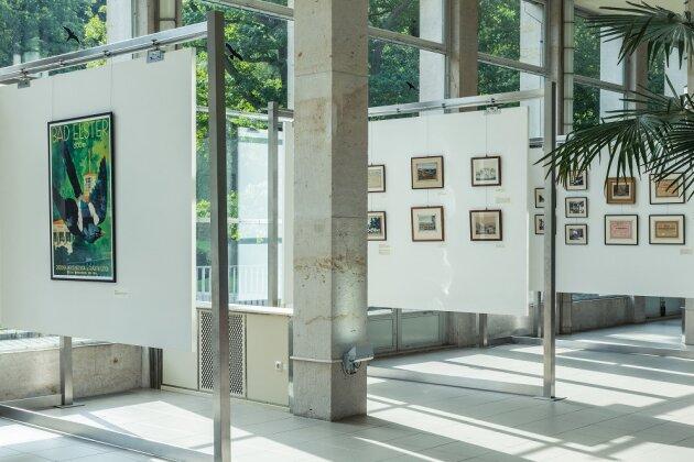 Historische Ausstellung zum Jubiläumsjahr Bad Elster!