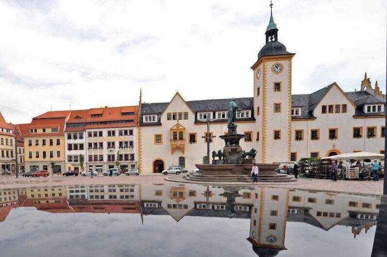 Freiberg will alle geplanten Arbeiten an Kitas, Bahnhof und zur Digitalisierung umsetzen.