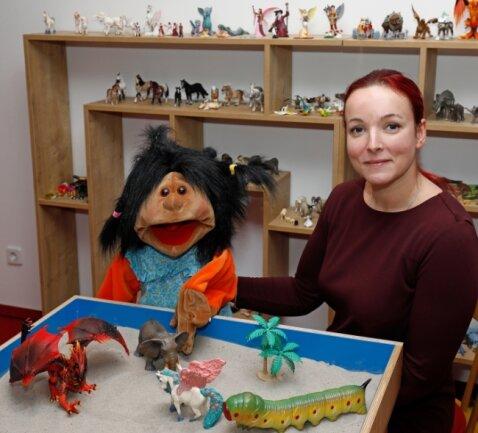 Kinder- und Jugendpsychotherapeutin Bianca Ulbricht hat eine neue Praxis in Hohenstein-Ernstthal eröffnet.