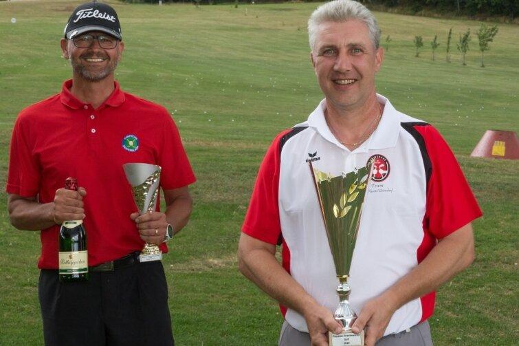 Starker zweiter Tag bringt Golfer den Meistertitel