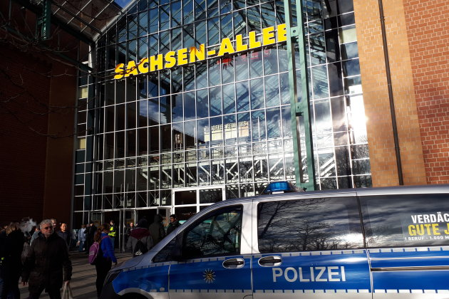 Entwarnung nach erneuter Drohung gegen Chemnitzer Sachsenallee