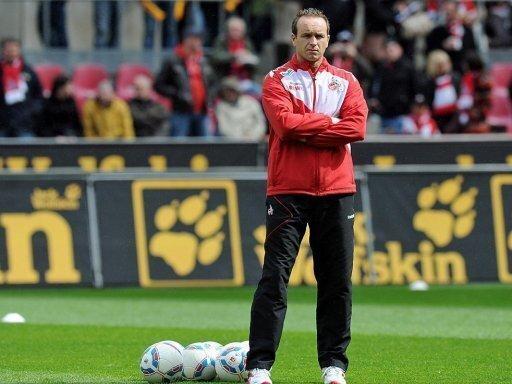 Der 1.FC Köln trennt sich von Dirk Lottner