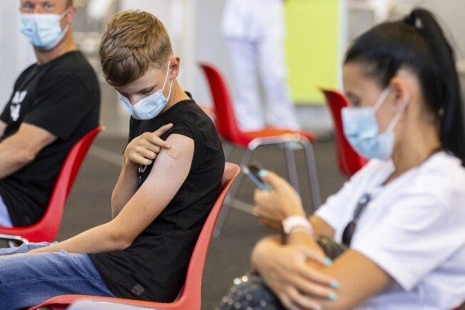 Newsblog Corona: Sprunghafter Anstieg der Corona-Impfung bei Kindern und Jugendlichen
