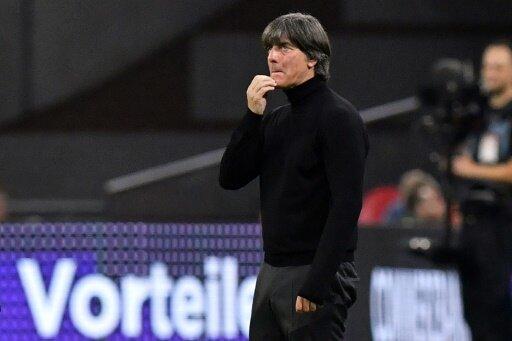 Niederlage in den Niederlanden: Joachim Löw