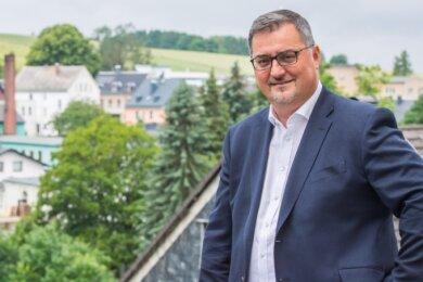 Volkmar Viehweg bleibt Ortschef von Stützengrün.