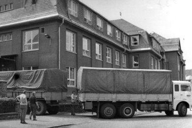 Der VEB Planet Wäschekonfektion war einer der bedeutendsten Großbetriebe in der DDR.