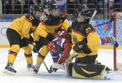 Die DEB-Frauen haben gegen die Schweiz verloren