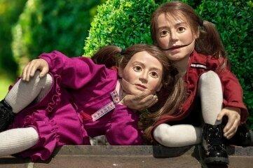 """""""Das doppelte Lottchen"""" zieht in den Garten des Arthur."""