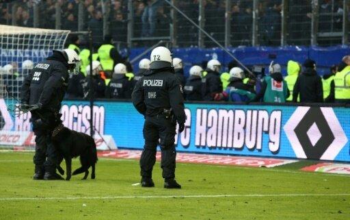 Die Polizei ermittelt vor dem Zweitliga-Lokalderby