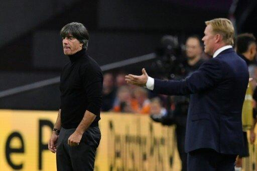 Joachim Löw sprach von einer brutalen Niederlage