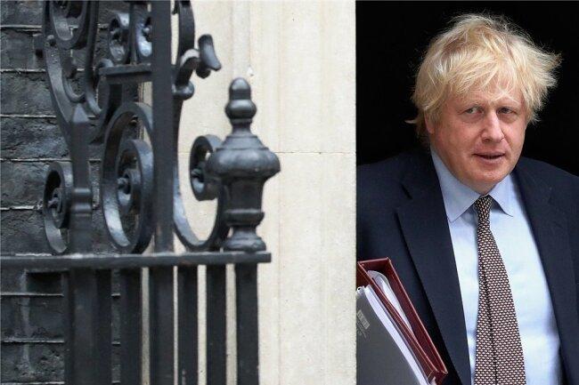 Nicht alles, was der britische Premier Boris Johnson im Ringen mit der EU um ein Abkommen für die Zeit nach dem Brexit tut, muss man in Brüssel wirklich ernstnehmen.