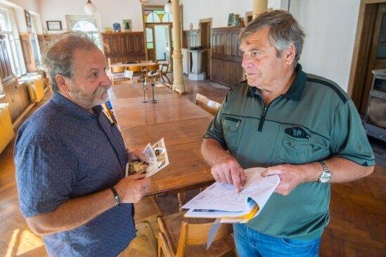Heimatverein will die Alte Post in Schuss bringen