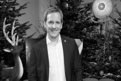 Jan Hahn starb am Dienstag nach kurzer, schwerer Krankheit. Das Bild zeigt ihn beim Empfang der grossen TV-Spendengala - Ein Herz fuer Kinder 2019