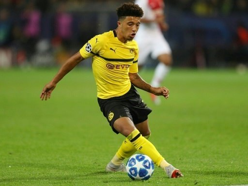 Dortmunds Sancho steht erstmals im Kader der Three Lions