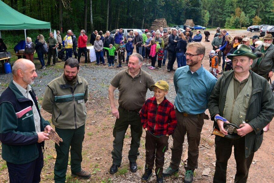 Erlebnis Natur: Erkundung im Rossauer Wald