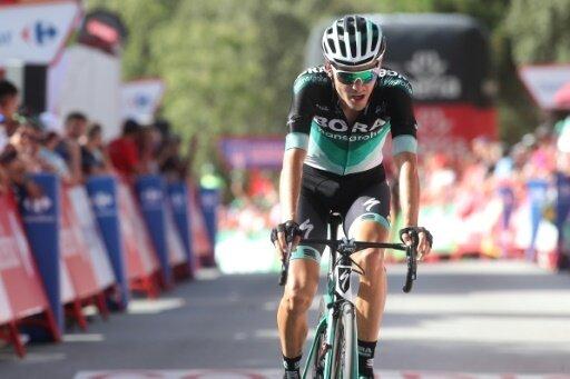 Buchmann verlor den dritten Platz im Gesamtklassement