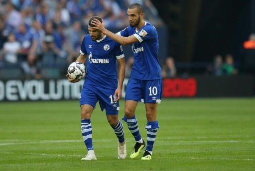 Schalke 04 verlor das Heimspiel gegen Hertha BSC