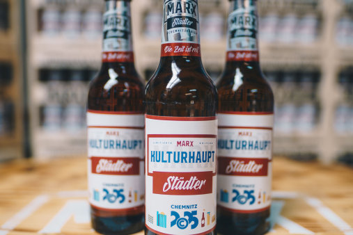 Marx-Städter vertreibt jetzt auch Kulturhauptstadt-Bier