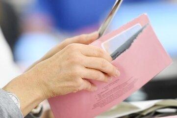 Wer per Briefwahl abstimmen will, muss einen Wahlschein beantragen.