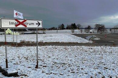 Bisher gibt es ein Impfzentrum für das Vogtland in Eich. Untergebracht ist die Einrichtung im ehemaligen Spectrum-Center, einst einer der ersten Supermärkte des Vogtlands nach der Wende.