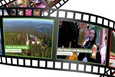Die Region um den Auersberg soll mit Imagefilmen bekannter werden.