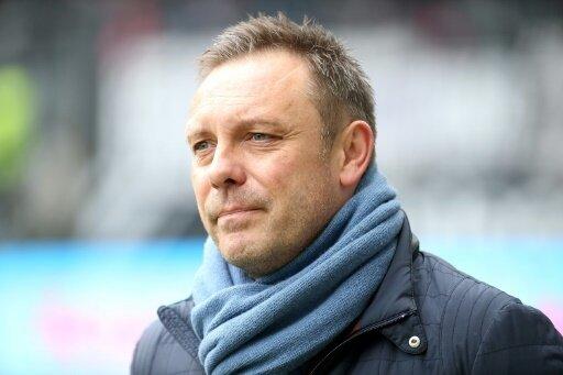 Andre Breitenreiter will Karlsruhe nicht unterschätzen