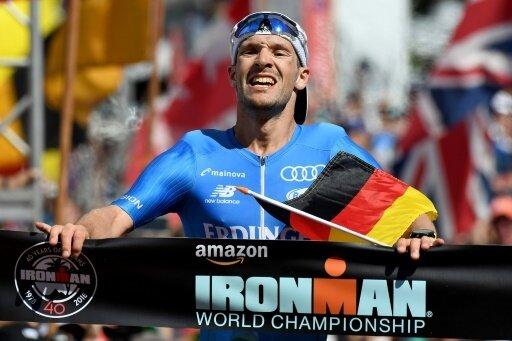 Lange verteidigt seinen Titel in Rekordzeit