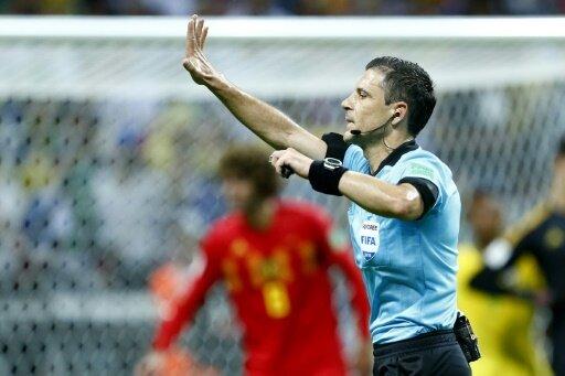 Mazic leitet Frankreich gegen Deutschland
