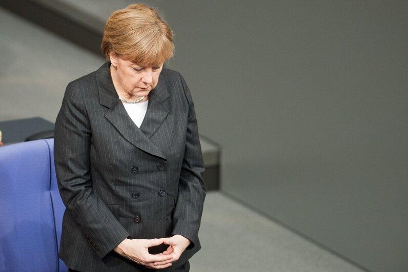 Unmut über Merkels Islam-Umarmung
