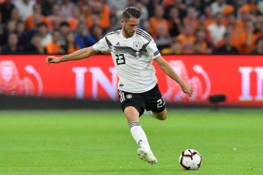 Mark Uth debütierte gegen die Niederlande