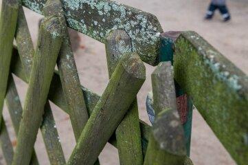 """Die DRK-Kita """"Wirbelwind"""" soll einen neuen Zaun erhalten."""