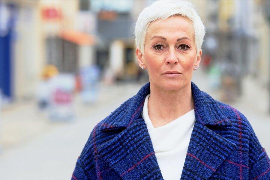 Susan D. aus Zwickau sehnt sich nach Geselligkeit und Lebensfreude. Doch im Moment gibt es nur Einsamkeit.