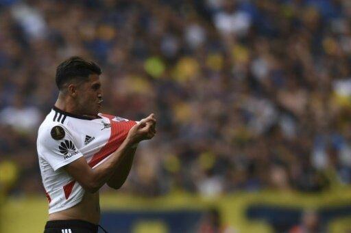 Real verpflichtet angeblich Exequiel Palacios