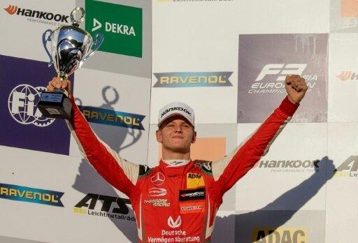Italiens Presse feiert EM-Sieger Mick Schumacher