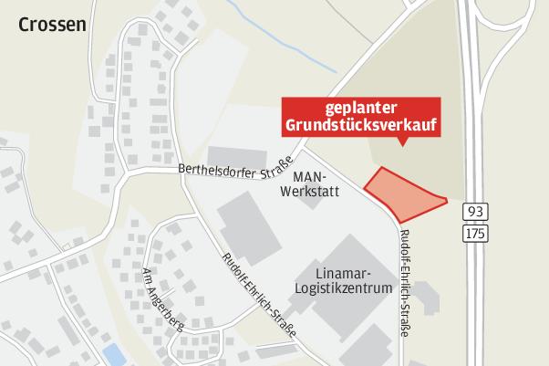 Firma will von Mülsen nach Crossen umziehen