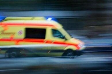 Ein schwerer Unfall hat sich über Ostern in Geroldsgrün im Landkreis Hof ereignet.