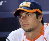 Wird heute in Paris offiziell zum Unfall-Skandal aussagen: Nelson Piquet jr.