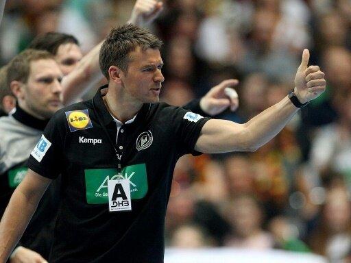 Handball-Bundestrainer Christian Prokop sieht Kiel vorne