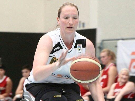 Platz drei für die deutschen Rollstuhlbasketballerinnen