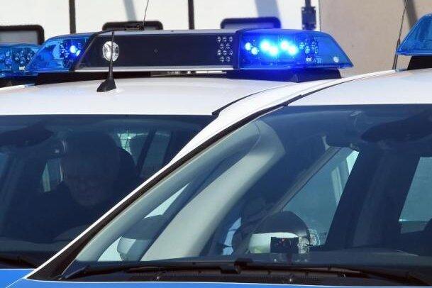 Seat-Fahrer flieht vor der Polizei
