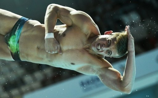 Marthel verpasst mit Florian Fandler die Medaille