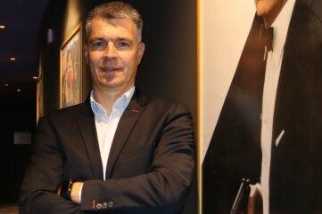 Mike Riemenschneider ist seit September verantwortlich für das größte Kino der Region.