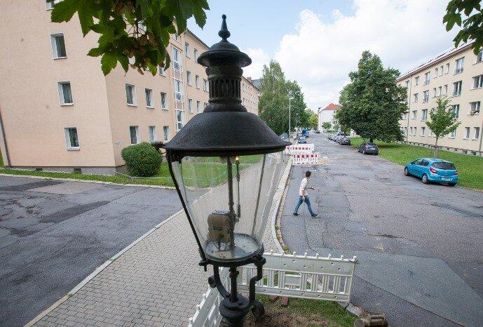 LED-Lampen sollen Gaslaternen ersetzen