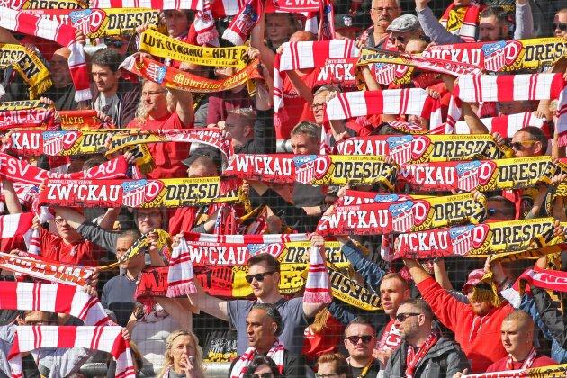 FSV Zwickau zum Test bei Dynamo