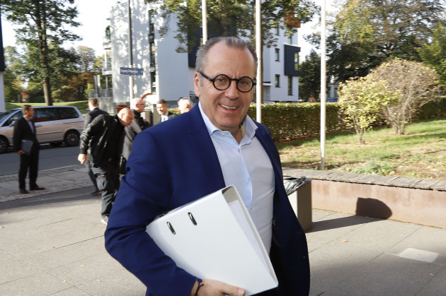 Insolvenzverwalter Klaus Siemon bleibt nach der Gläubigerversammlung am Mittwoch im Amt.