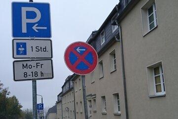 Das Park-Wirrwarr an der Ammonstraße soll ein Ende haben.