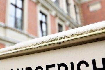 Am Landgericht in Zwickau wurde der Fall verhandelt.