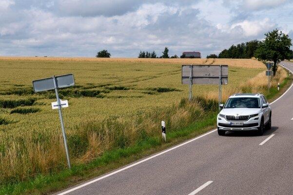 Das Areal zwischen der Grünen Tanne und Breitenborn links der S 242 in Richtung Geithain ist als sogenannter Vorsorgestandort ausgewiesen.